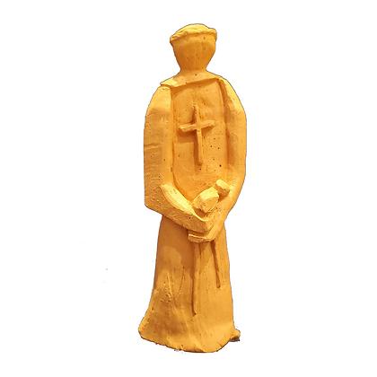 Escultura em Terracota_Nelson Dal Ponte_Arte12b_Gramado