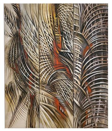 Marilene Zancchett Abstrato Arte12b Gramado Arte