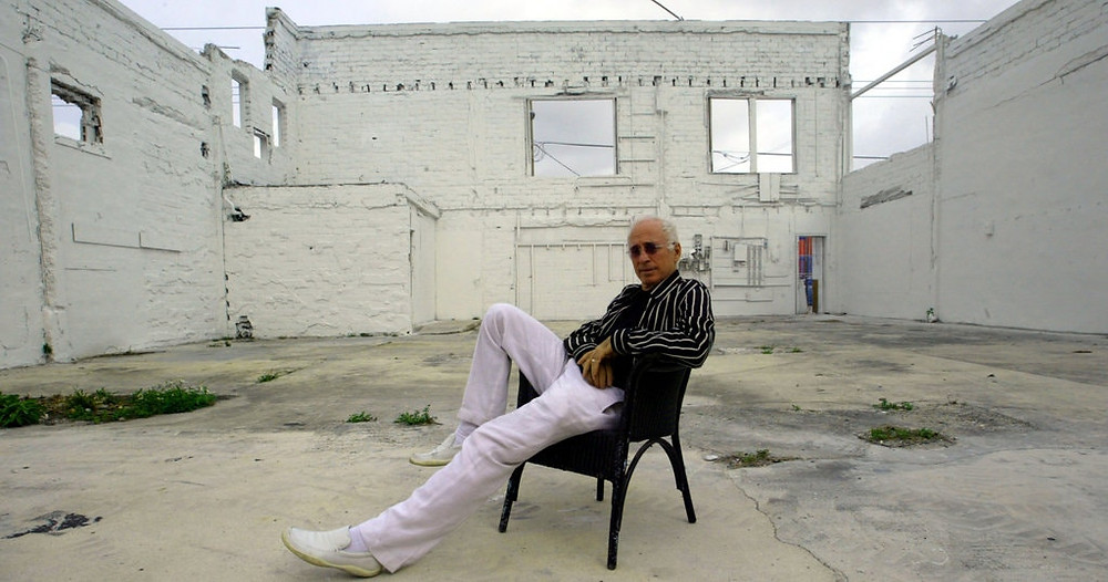 Tony Goldman idealizador do bairro Wynwood Walls