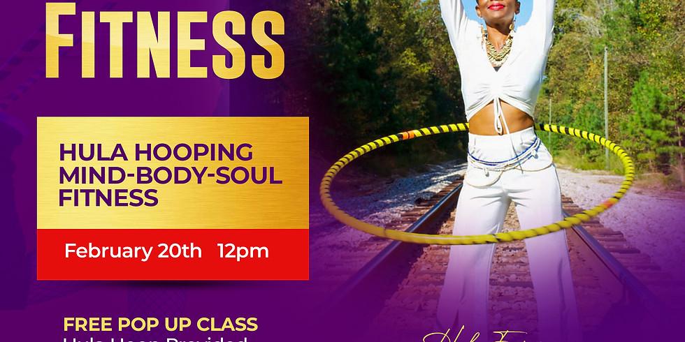 Hula Healing Fitness Pop up!