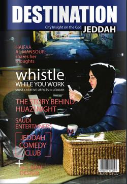 Destination Jeddah