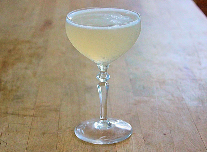 New Recipe Page: The Hemingway Daiquiri