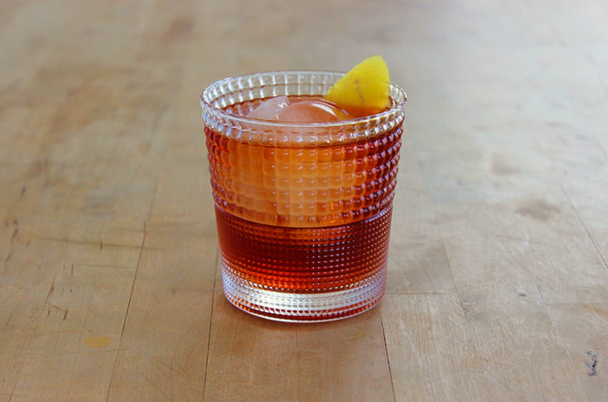New Recipe: the Vieux Carré