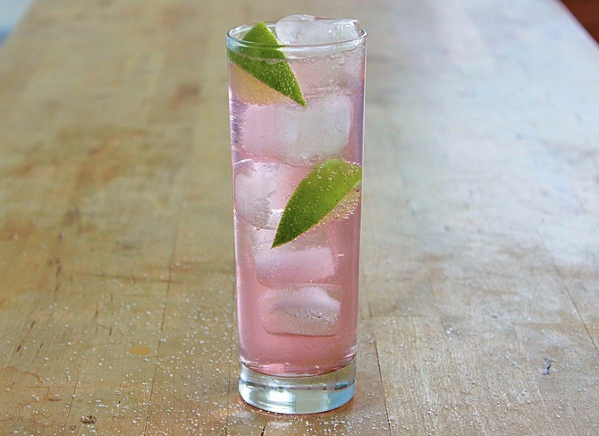 New Recipe Page: The Paloma