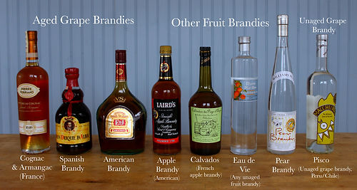 What is the difference between Cognac and brandy.