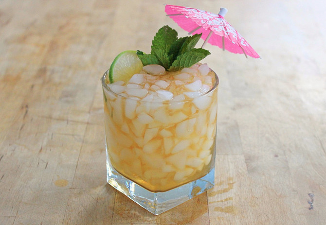 New Recipe Page: The Mai Tai