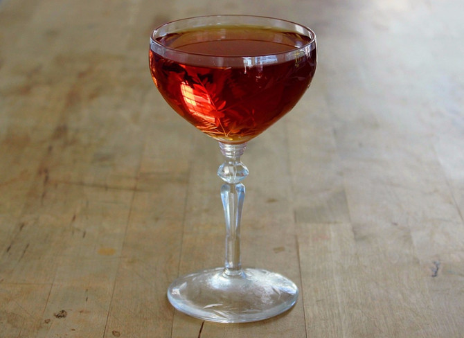 New Recipe: The Brooklyn Cocktail