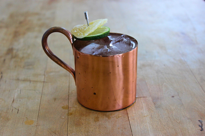 New Recipe: The Moscow Mule