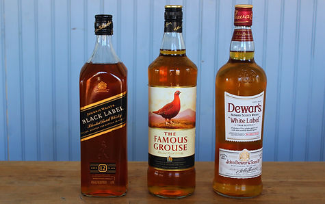 best scotch, best blended scotch, cocktail scotch