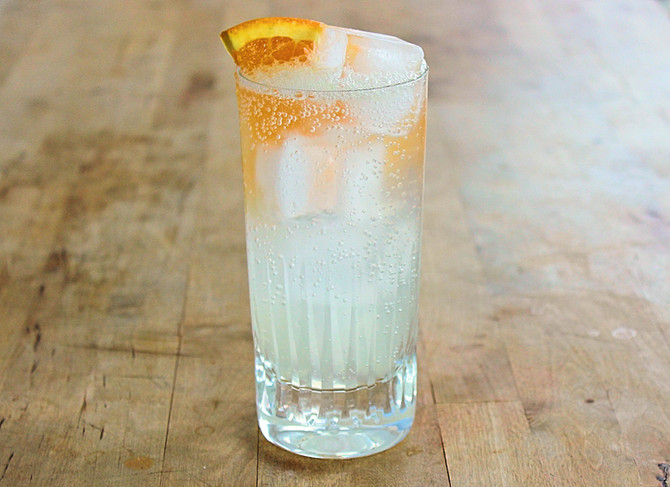 New Recipe Page: The Tom Collins