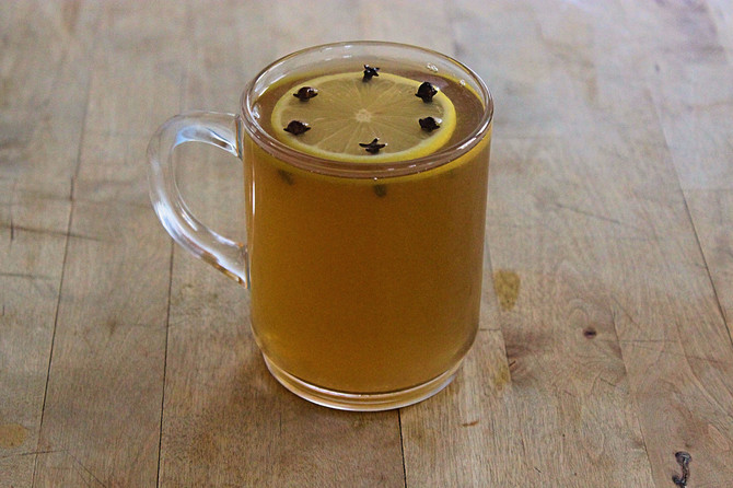 New Recipe Page: The Hot Toddy