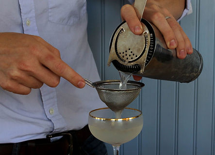 When to use a fine strainer