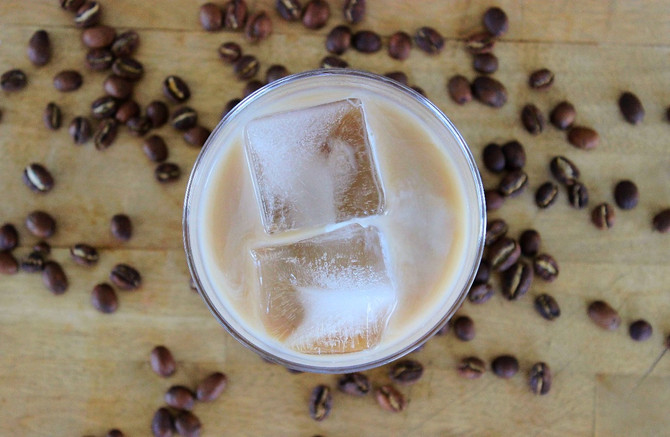 New Recipe: The White Russian