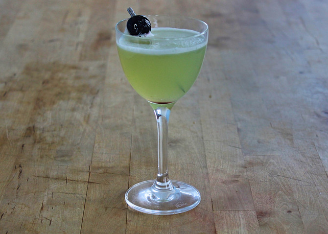 New Recipe Page: The Last Word