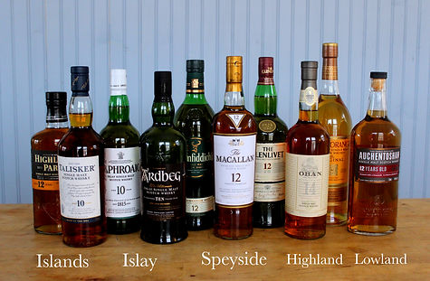 best single malt scotch, islay vs highland scotch