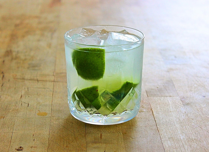 New Recipe Page: The Caipirinha (Plus Mojito History)
