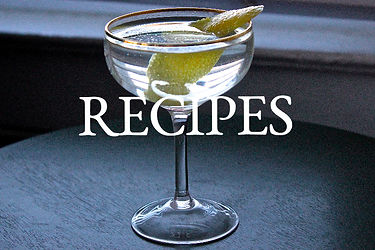 Cocktail Recipes, craft cocktail recipes, how to make cocktails