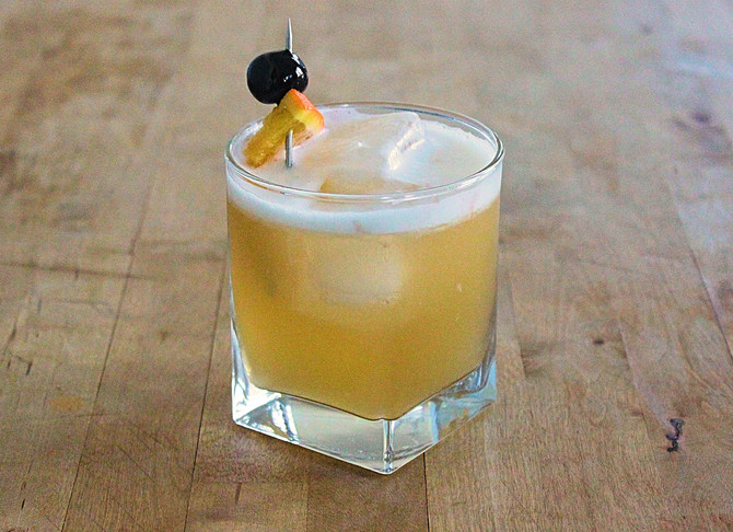 New Recipe Page: The Whiskey Sour (and Family)