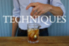 How to make cocktails, cocktail techniques, how to shake cocktails