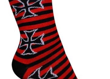 chaussettes Médium - Croix de Malte