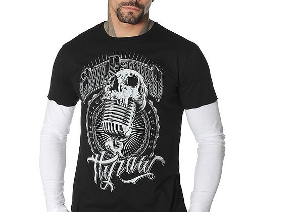 T-shirt LS Evil Record Hyraw