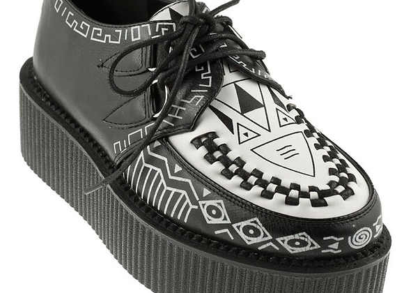 Chaussure Unisexe CREEPERS Industrial Punk