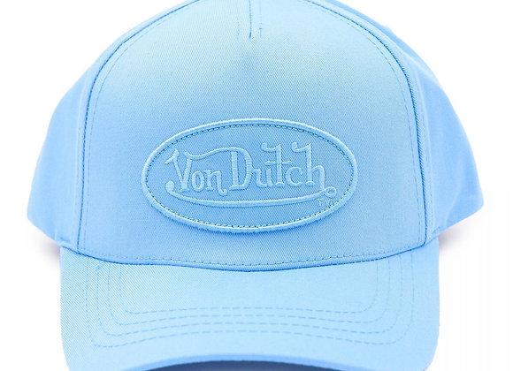 Casquette  Von Dutch Blue LAGOON