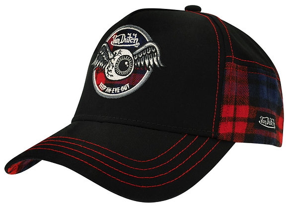 Casquette VON DUTCH - Acar Red