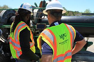 Florida HDPE pipe fusion