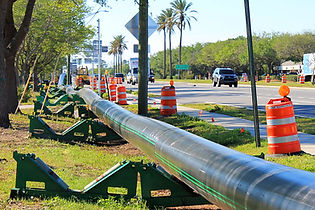 Florida HDPE pipeline