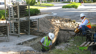 Trenchless sewer force main rehab