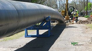 Swagelining Water Transmission Main