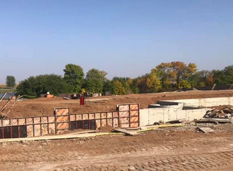 Progress Continues on Clinton's Waters Edge Assisted Living