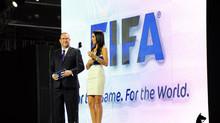 Cavall 7 en el Congreso FIFA 2016