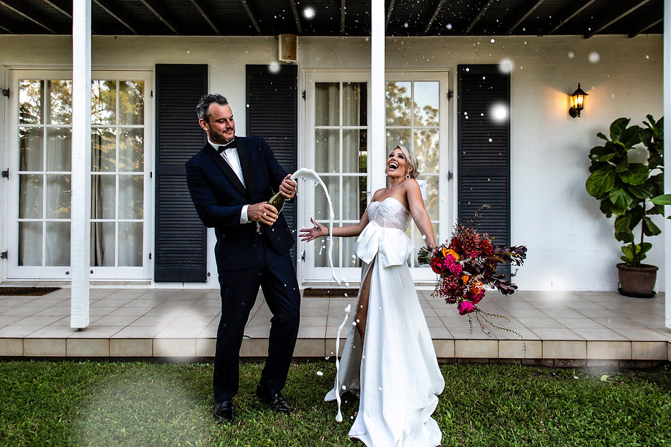 Gold Coast and Brisbane Wedding Photography and Videography