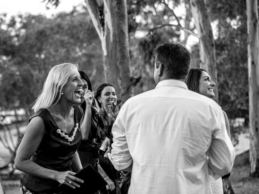 The Gold Coast's Wedding Legends
