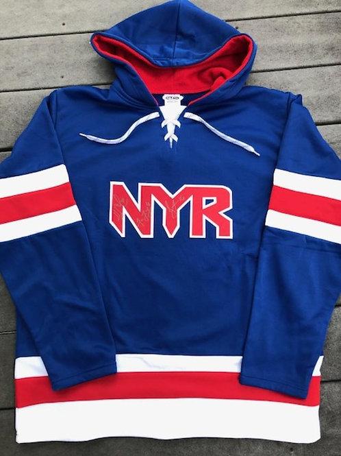 NYR ProStock Game hoody