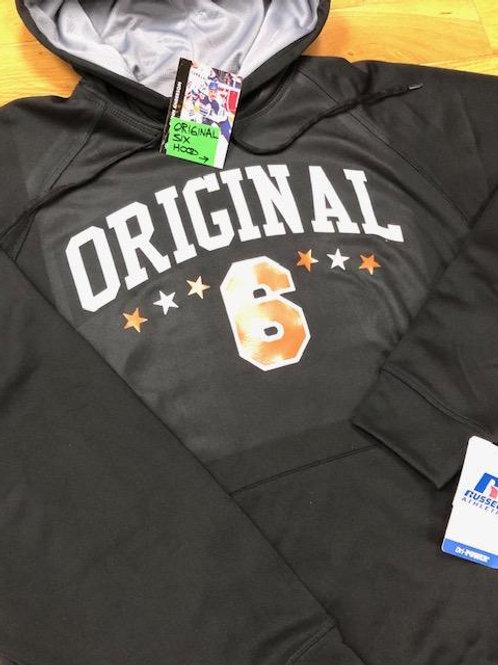 ORIGINAL 6 HOODY