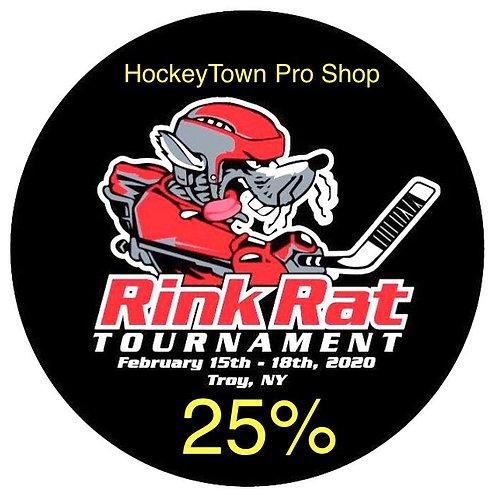 RinkRat Skate Sharpening Fundraiser