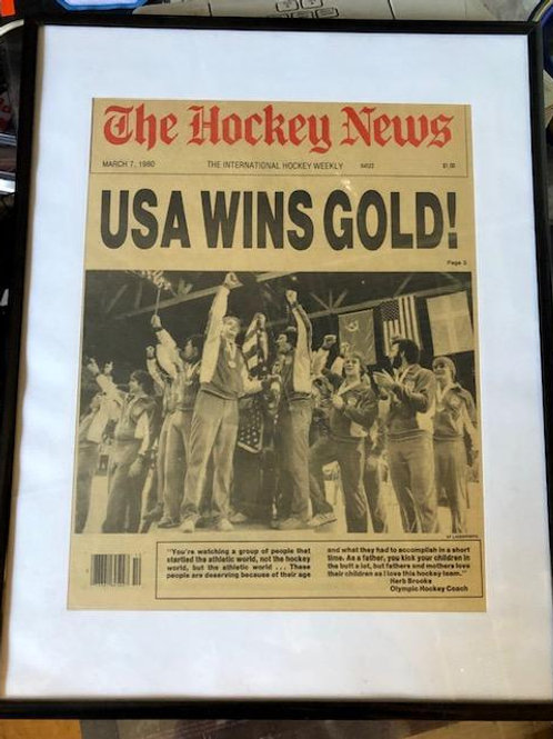1980 HOCKEY NEWS