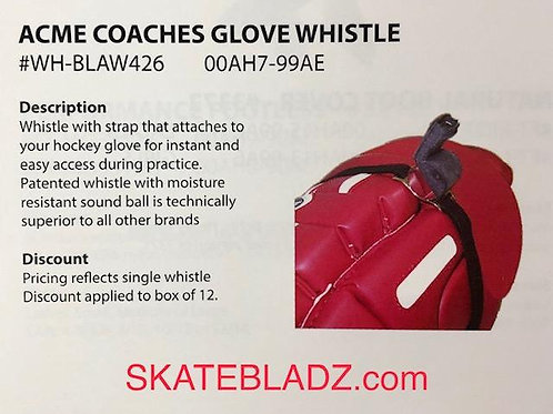COACH/GLOVE WHISTLE