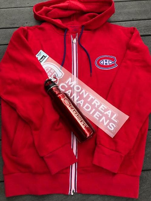 Montreal Canadiens Pro Hoody Plus