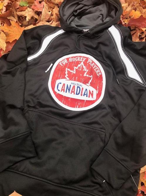 Molson Canadian Black Hoody