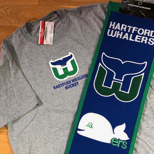 Hartford Whaler Gift Set