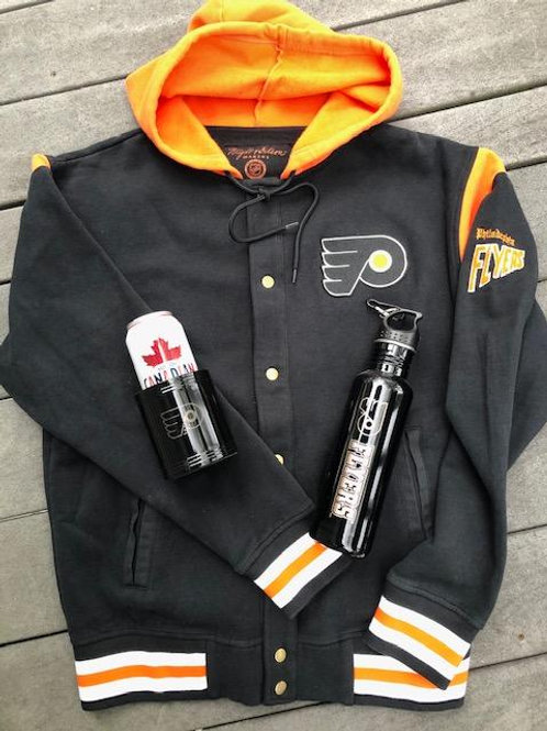 Flyers Suede hoody/Plus