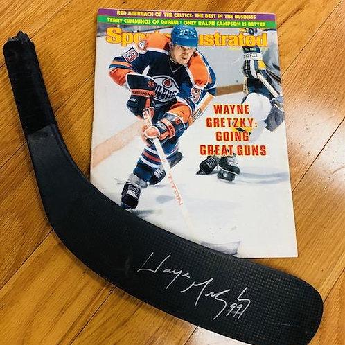 Gretzky Autograph Combo Pack