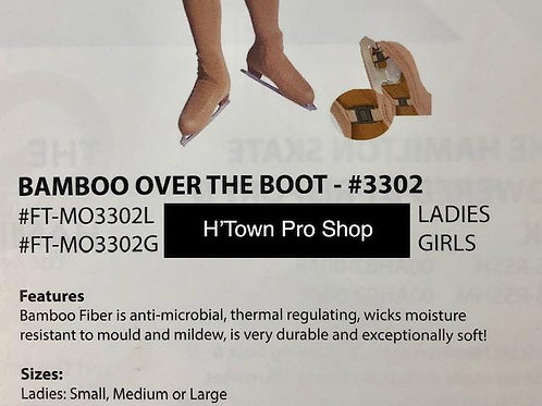 Bamboo Over the Boot Figure