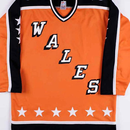 1985 Wales Conf. NHL All-Star Jersey