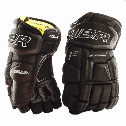 BAUER 1S GLOVE SENIOR