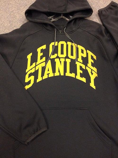Black/Gold Stanley Cup Hoody
